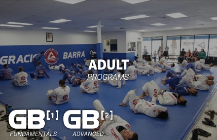 Gracie Barra Huntington Beach Adult Programs
